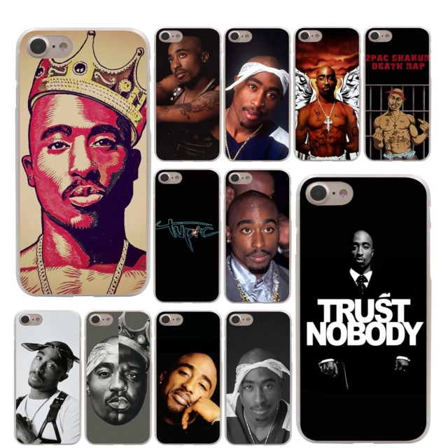 2Pac iPhone Case