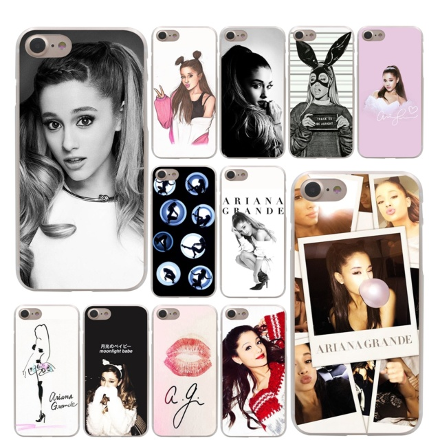 Ariana Grande iPhone Case Kolorea: 1 | 2 | 3 | 4 | 5 | 6 | 7 | 8 | 9 | 10 | 11 | 12