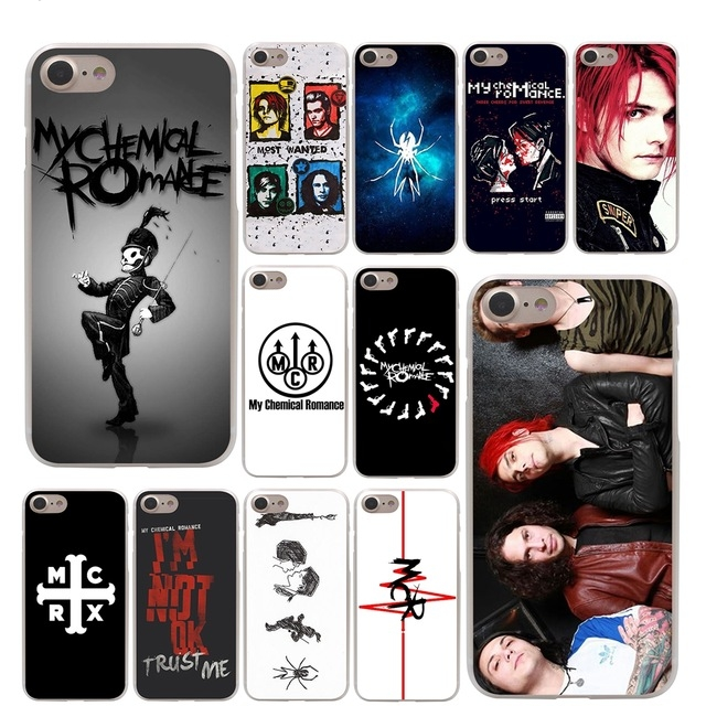 My Chemical Romance iPhone Case Color : 1 2 3 4 5 6 7 8 9 10 11 12