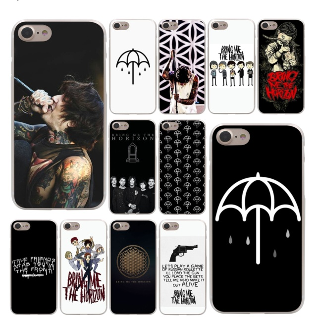 Bring Me the Horizon iPhone Case Color : 1|2|3|4|5|6|7|8|9|10|11|12