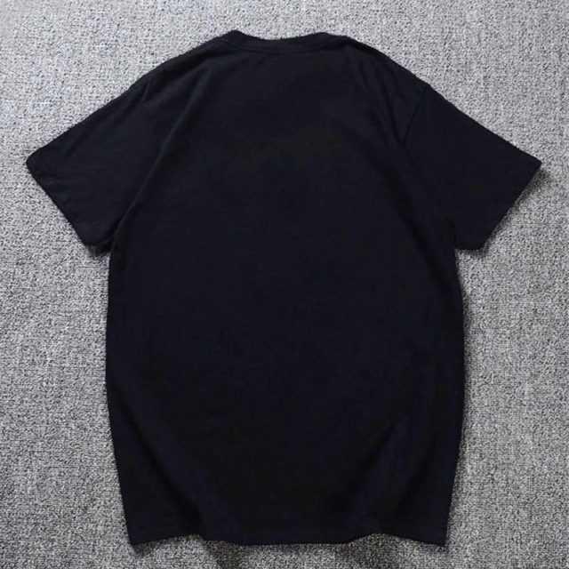 TRAVIS SCOTTS GOOSEBUMPS T-SHIRT (3 VARIAN) Color : Black|White|picture color