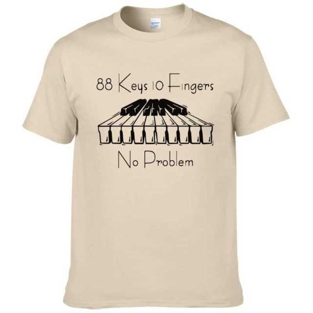 88 KEYS 10 FINGERS NO PROBLEM (11 VARIAN)