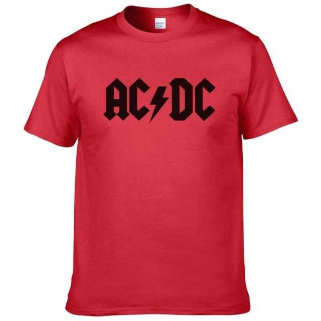 AC DC T-SHIRT (11 COLORS)