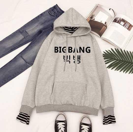 BIG BANG HOODIE (5 VARIAN)