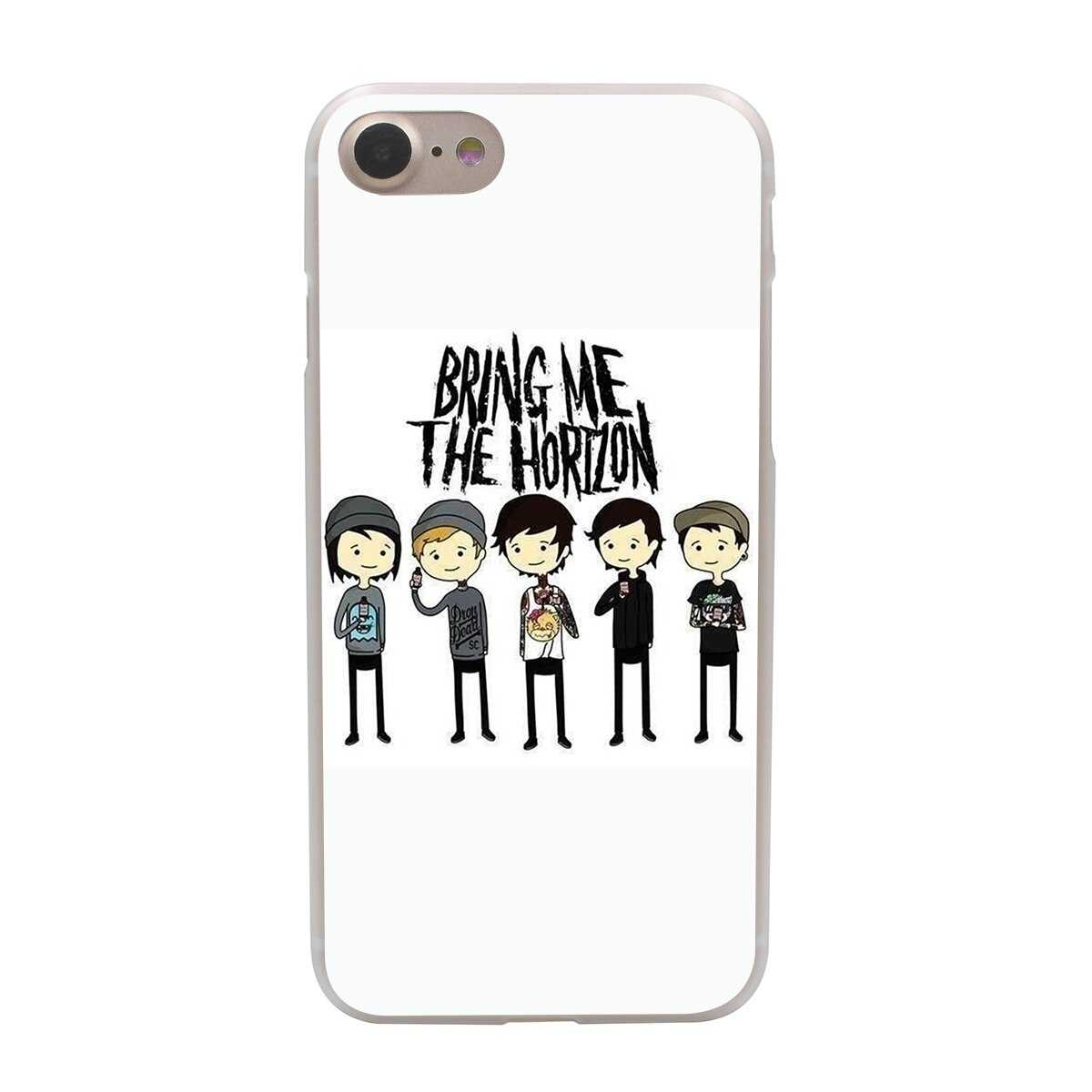 Bring Me the Horizon iPhone Case Color 123456789101112 18