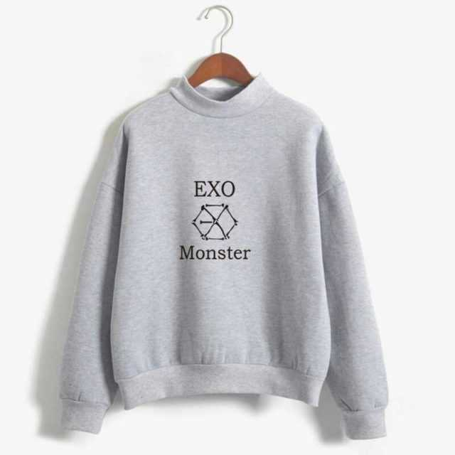 EXO MONSTER SWEATSHIRT (7 COLORS)