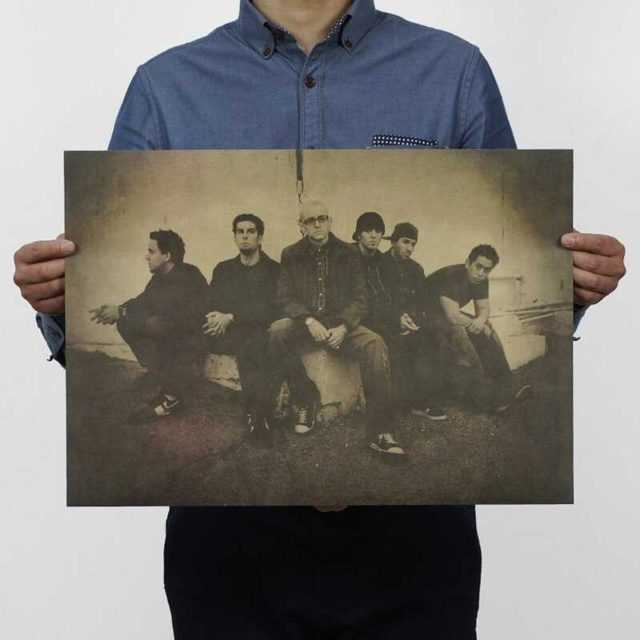 Linkin Park Wall Poster 51×35.5CM