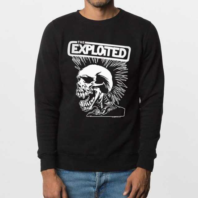 The Exploited Sweatshirts (11 Colors)