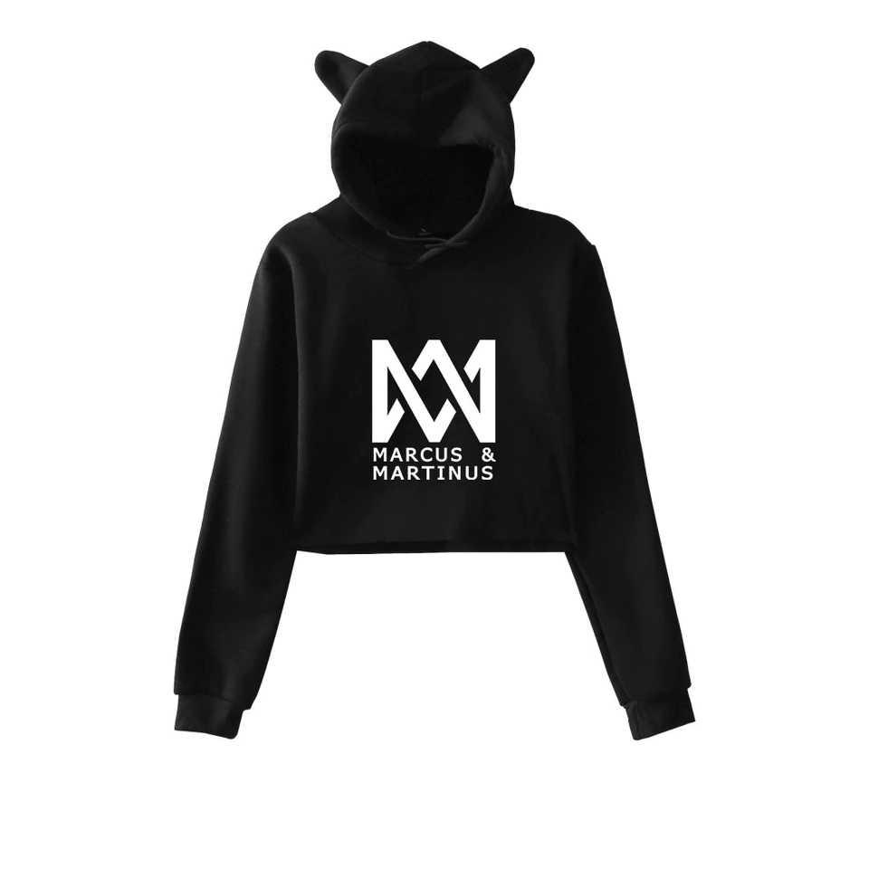 ny produkt stor försäljning halva priset Kläderhuvtröja Marcus och Martinus Merch Merchandise Store