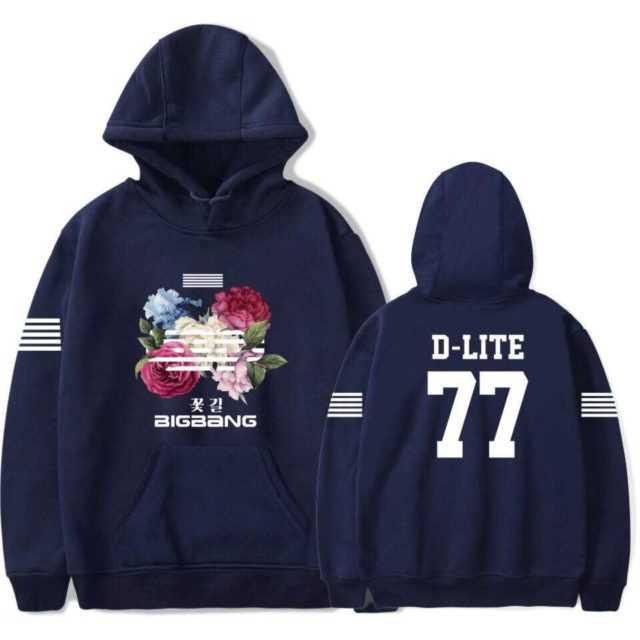 BIGBANG HOODIE (24 VARIAN)