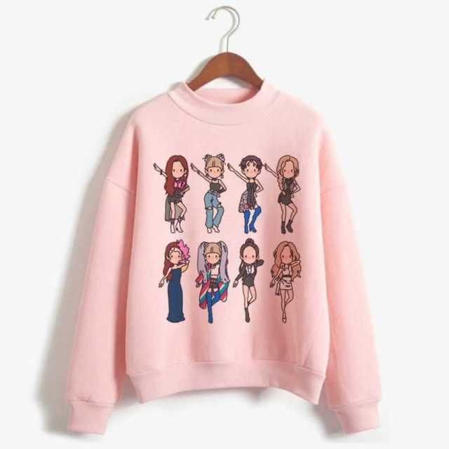 BLACKPINK THEMED SWEATSHIRT (30 VARIAN)