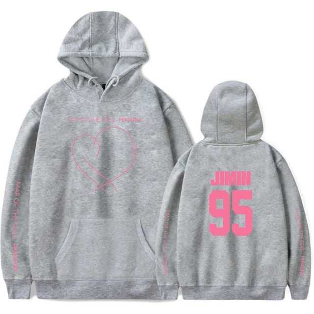 BTS MAP OF THE SOUL PERSONA HOODIE (28 VARIAN)