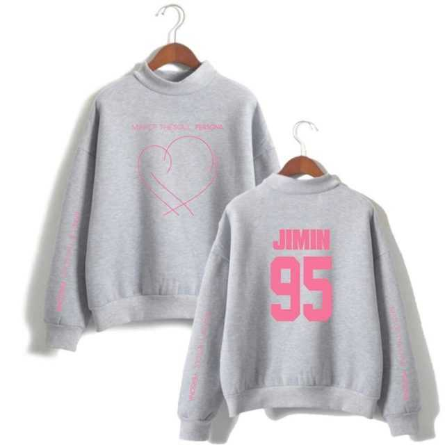BTS MAP OF THE SOUL PERSONA SWEATSHIRT (28 VARIAN)