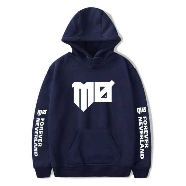 Momomoyouth Hoodies Women 2019 MO Forever Neverland Harajuku Sweatshirt Kpop Fashion Custom Hoodie Hip Hop Streetwear Plus Size