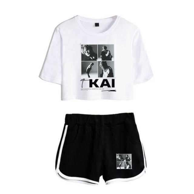 SET SUPERM SHORT + T-SHIRT (25 VARIAN)
