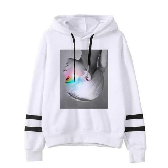 ariana grande früher zeichnung outfits hoodie