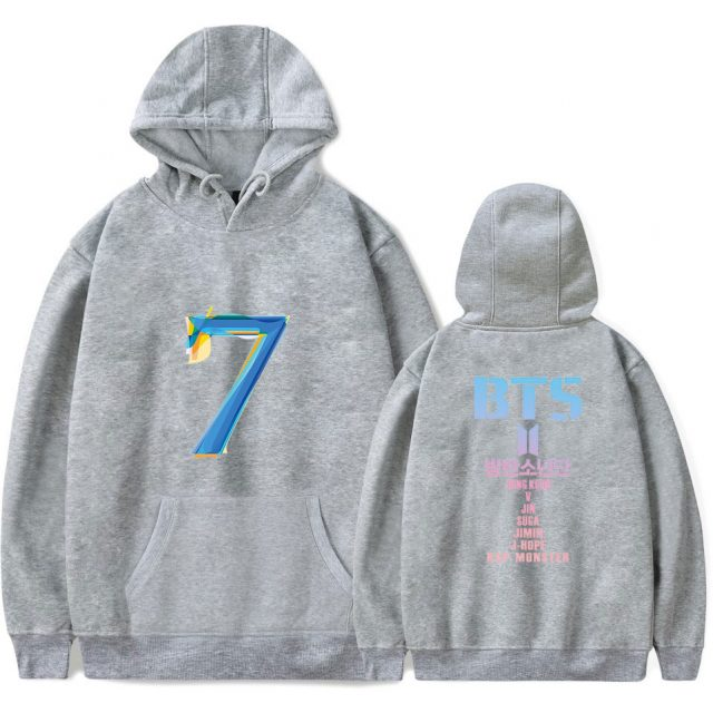 MAP OF THE SOUL : 7 HOODIE (6 VARIAN) (Copy)