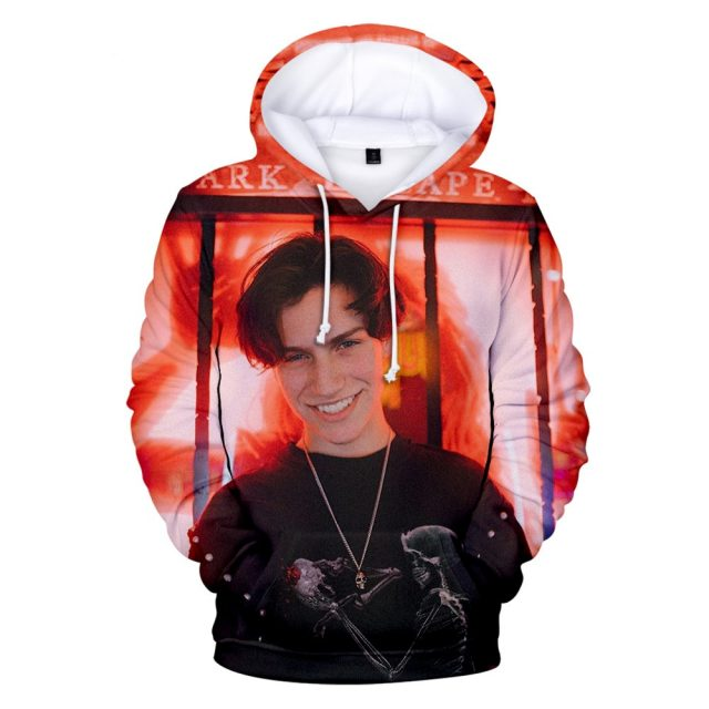 Chase Hudson 3D Hoodies Sweatshirts Men Women Internet Celebrity The Hype House Hoodies Pullover Unisex Tracksuit Casual Print